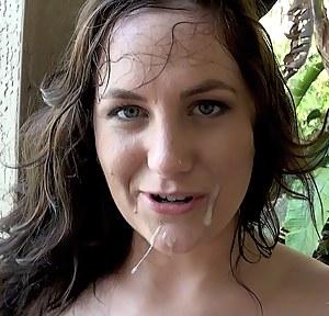 Facial Porn Pictures